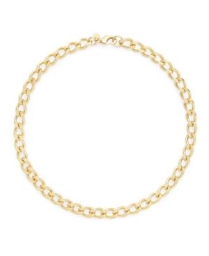 14K Gold Plated Gigi Necklace