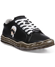 Men's Head Dipped Sole Low-Top Sneakers
