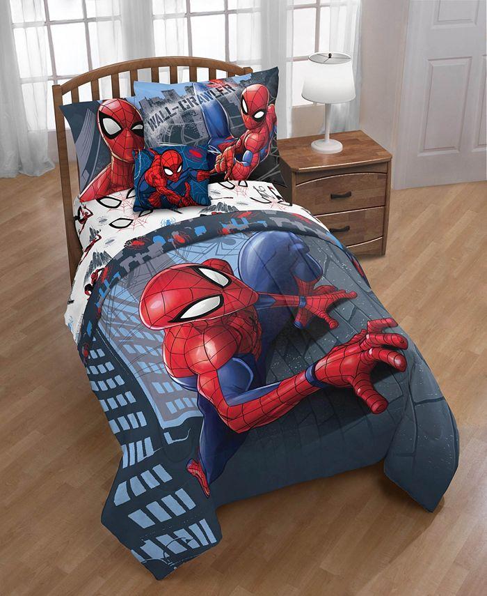 Spider-Man - Spider-Man Crawl Bed In A Bag