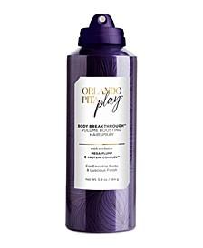 Body Breakthrough Volume Boosting Hairspray, 5.8 Oz
