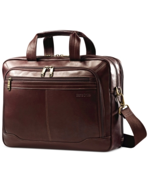 Samsonite Leather Toploader...