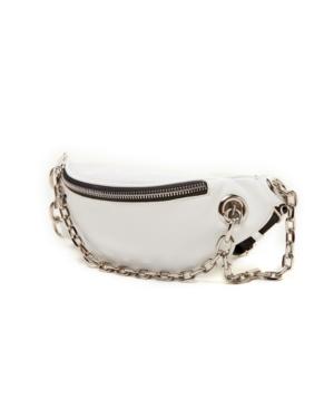 Multi Pocket Chain Fanny Pack