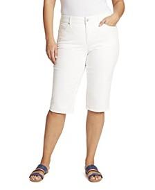 Trendy Plus Size Curvy Skinny Skimmer Jeans