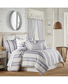 Shore King Comforter Set