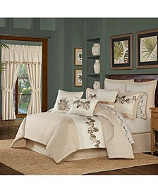 Palm Beach King Comforter Set