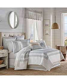 Waterbury Queen Comforter Set