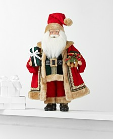 Christmas Cheer Santa with Gifts, Created for Macy's