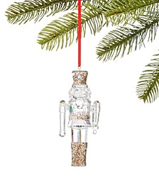 Crystal Elegance Nutcracker Ornament, Created for Macy's