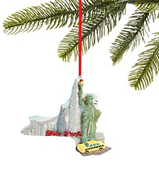 New York State Ornament, Created for Macy's