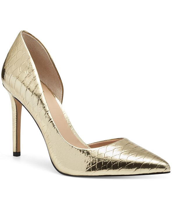 INC International Concepts INC Kenjay D'Orsay Pumps, Created for Macy's