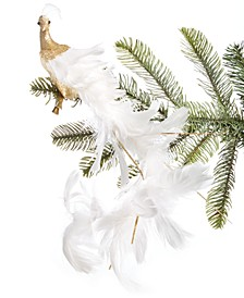 Shine Bright Bird with Feather Ornament, Created for Macy's