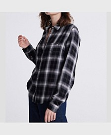 Women's Lightweight Check Shirt