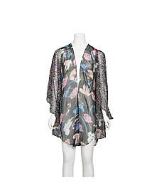 Whimsical Bloome Luxe Kimono