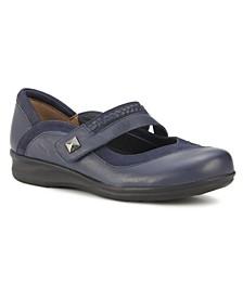 Women's Clover Slip-On Flat