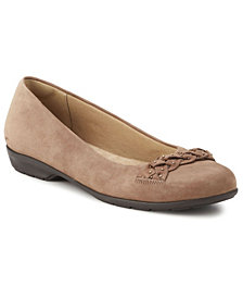 Walking Cradles Women's Francesca Flat