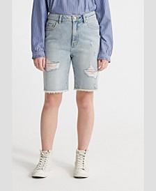 Women's Bermuda Boy Shorts