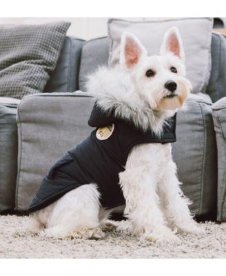 'Eskimo-Swag' Duck-Down Parka Dog Coat X-large