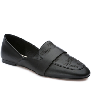 Sanctuary Sass Tailored Flats Women's Shoes In Black