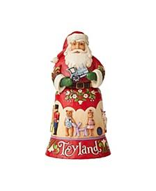 Toyland Santa