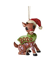Rudolph 2020 Dated Ornament