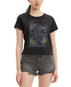 Levi's COTTON GRAPHIC T-SHIRT