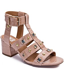 Betty Studded City Sandals