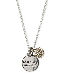Live Every Moment Pendant