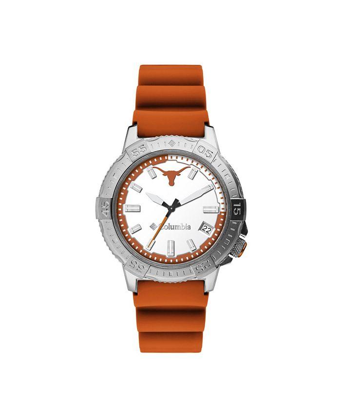 Columbia - Men's Peak Patrol Texas Silicone Strap Watch 45mm