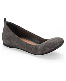 Vinniee Hidden Wedge Flats, Created for Macy's