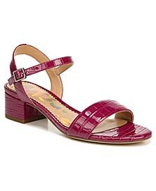 Ibis Block-Heel City Sandals