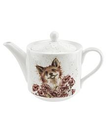 Poppy Field Teapot