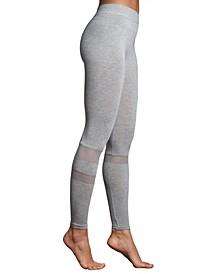 Mesh Stripe Legging