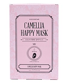 Camellia Happy Mask, Pack of 10