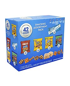 Cookie Cracker Variety Pack, 42 Count