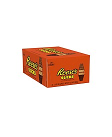 Sticks Wafer Bar, 1.5 oz, 20 Count