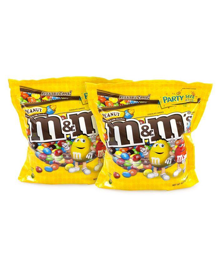 M&M's -
