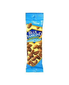 Roasted Salted Almonds, 1.5 oz, 12 Count