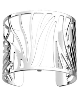Wavy Openwork Wide Adjustable Cuff Bracelet
