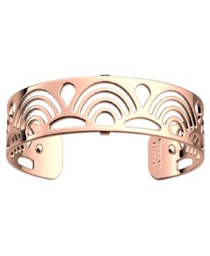 Loop Openwork Thin Adjustable Cuff Poisson Bracelet