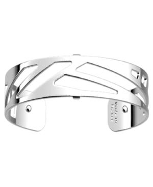 Geometric Openwork Thin Adjustable Cuff Bracelet