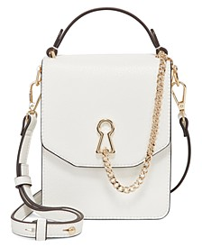 INC Denisee Key North South Crossbody, Created for Macy's