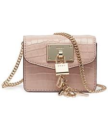 Leather Elissa Micro Mini Bag