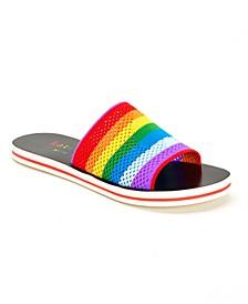 Women's Spectrum Flat Sandals