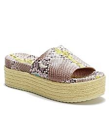 Zia Flatform Sandals