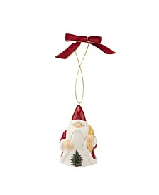 Gnome with Sack Ornament