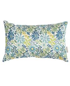 "Kokomo Floral 12"" x 20"" Outdoor Decorative Pillow"
