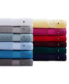 Modern American Cotton Bath Towel Collection