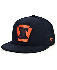 Philadelphia Flyers Hometown Fitted Cap