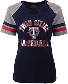 Minnesota Twins Women's Local Phrase Pavilion T-Shirt