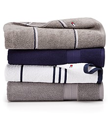Modern American Cotton Mix & Match Bath Towel Collection